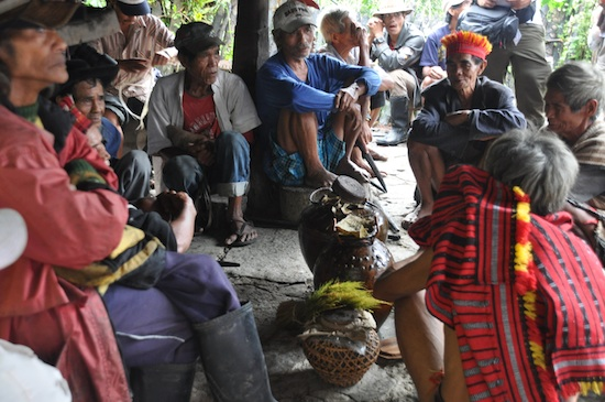 Ifugao Rituals during Harvest Season