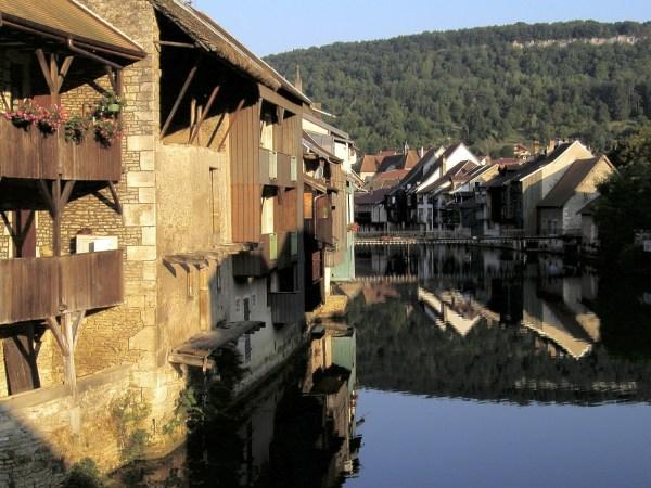 Ornans France