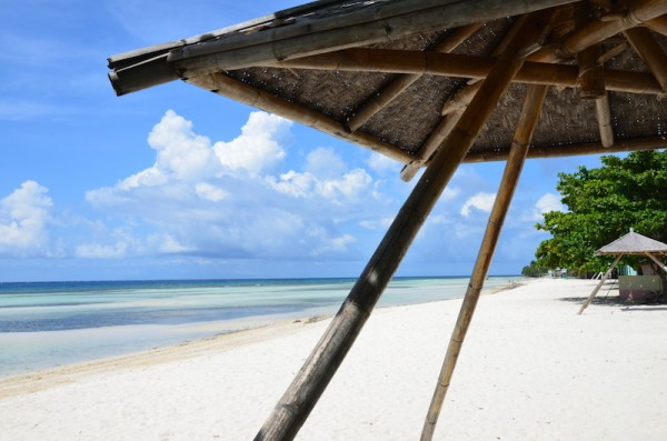 Powdery Sandy Beaches in Anda Bohol