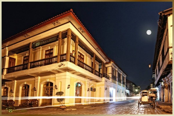 Vigan one of the New7Wonders Cities of the World