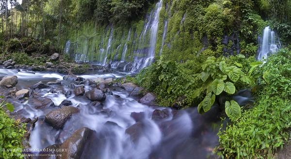 Asik-Asik Falls by Rawen Balmana via Flickr Creative Commons