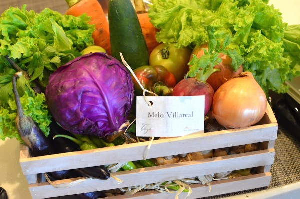 Fresh Organic Vegetables from Tagaytay