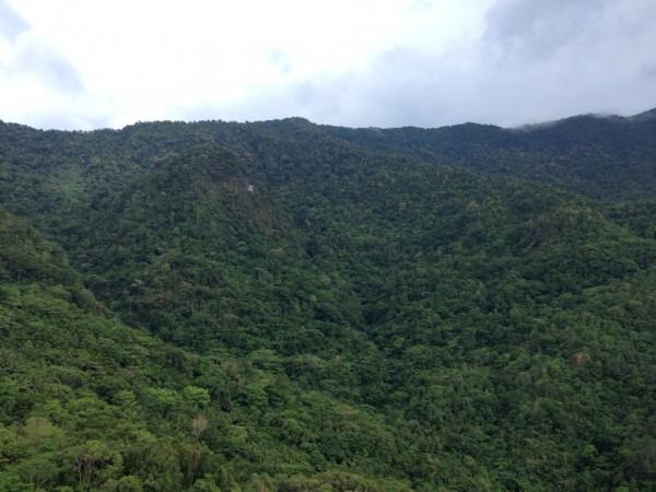 Hiking in Ponderosa