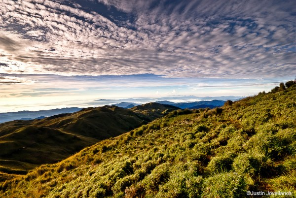 Mt Pulag by Justin Jovellanos via Flickr Creative Commons