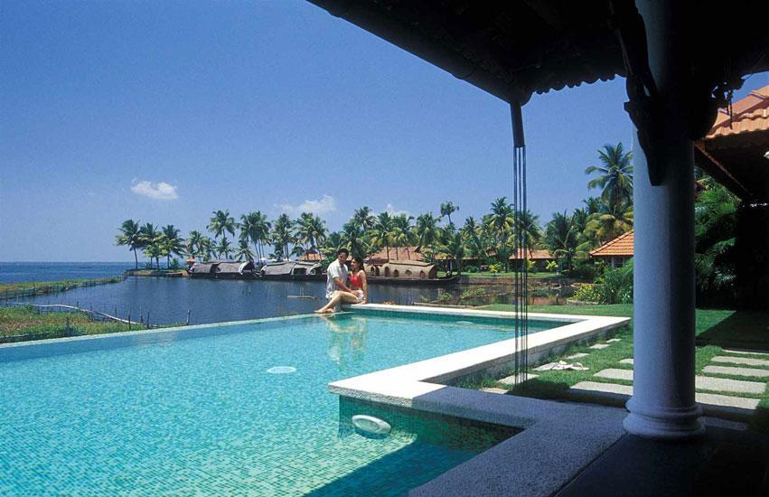 Kumarakom Lake Resort In Kottayam Kerala India