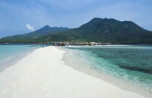 White Beach Camiguin Island Mindanao
