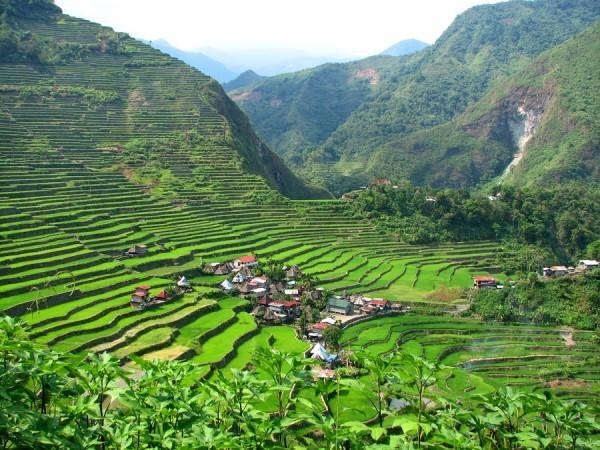 Batad Rice Terraces in Ifugao