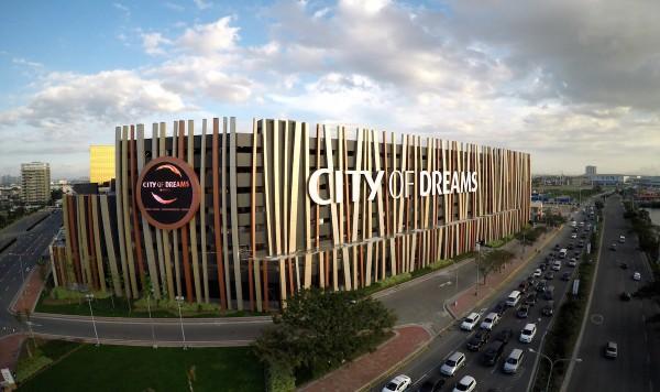 City of Dreams Exterior