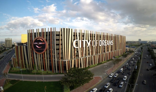 City of Dreams Exterior