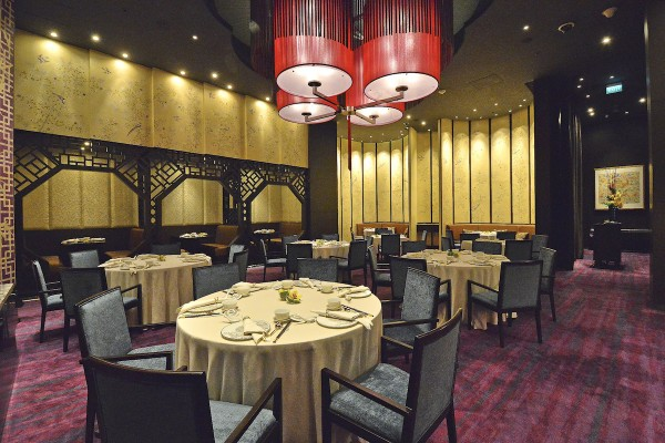 Crown Towers Manila Hotel Restaurant