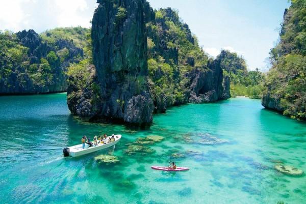 El Nido in Palawan Philippines