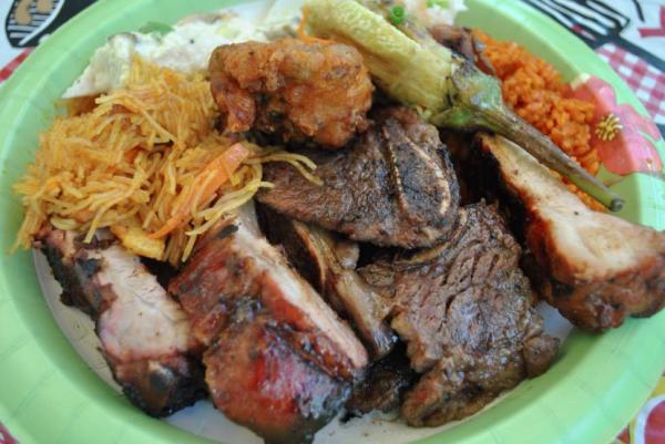 Food in Guam