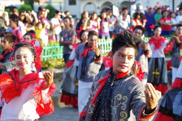 Guling-Guling Festival Dance Parade by Paoay Kumakaway FB