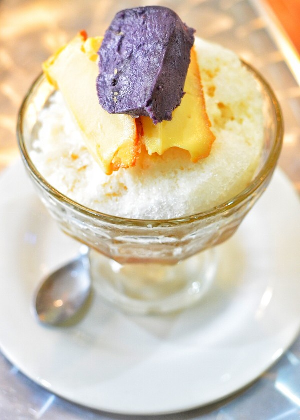 Halo-halo Summer Food Favorites