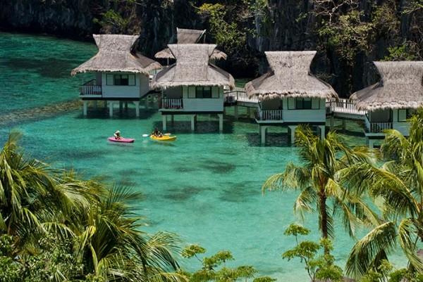 Miniloc Island Resort in El Nido Palawan