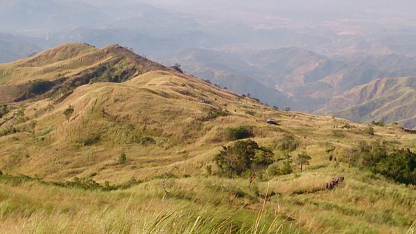 Mt Balabag Trail