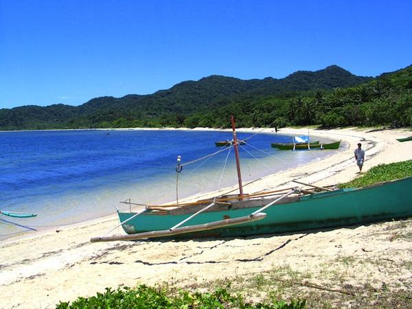 Palaui Island in Sta Ana Cagayan Valley