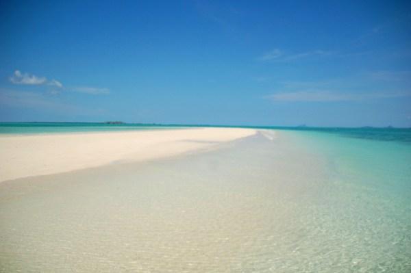 Panampangan Beach