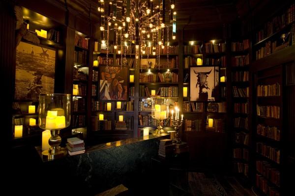 Pangaea Ultra Lounge Guest Lobby