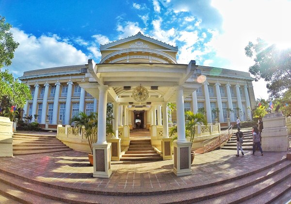 Pangasinan Provincial Capitol in Lingayen