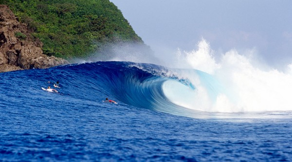 Surfing in Samar by www.surfline.com