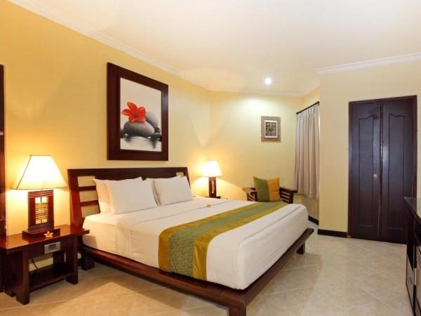 Adi Dharma Hotel Rooms