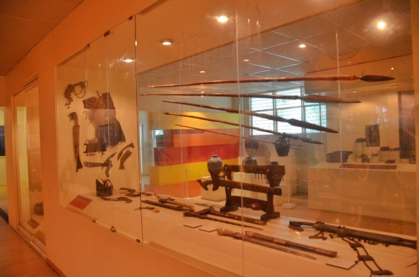 Hunting and Self Defense tools of Mindanao Tribes