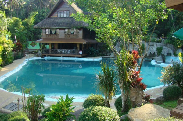 List of resorts in tayabas quezon out of town blog for Koi pond quezon city