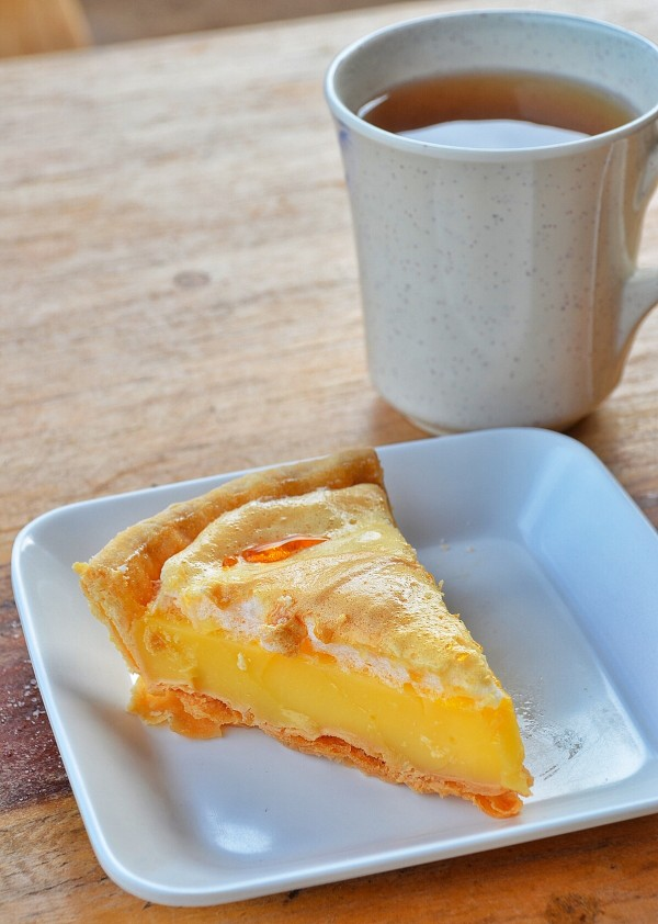 Lemon Pie and Mountain Tea at Sagada Lemon Pie House