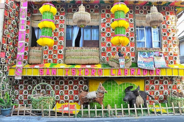 Pahiyas Festival 2015 Schedule of Activities