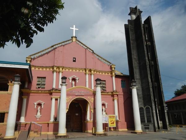 Saint John the Baptist Parish Church of Tiaong