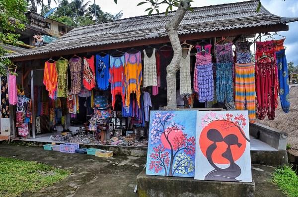 Shopping Places in Ubud