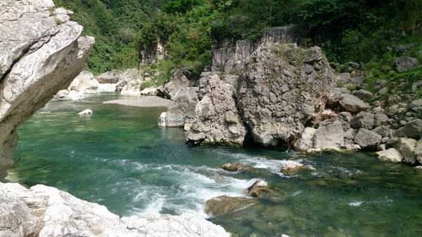 Tinipak River in Mt. Daraitan