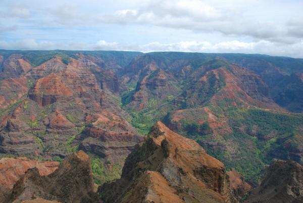 Waimea Canyon, Hawaii by Chris.Murphy via Flickr