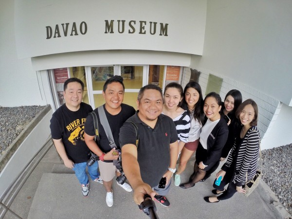 The Team at Davao Museum