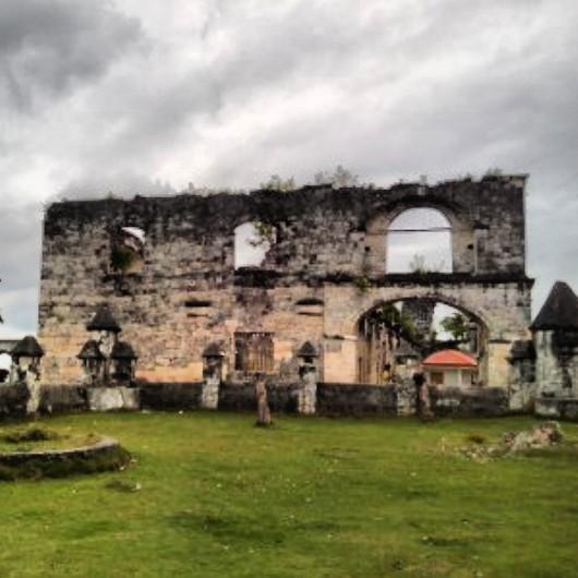 Baluarte Ruins