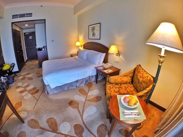 Deluxe Room - Davao Marco Polo Hotel