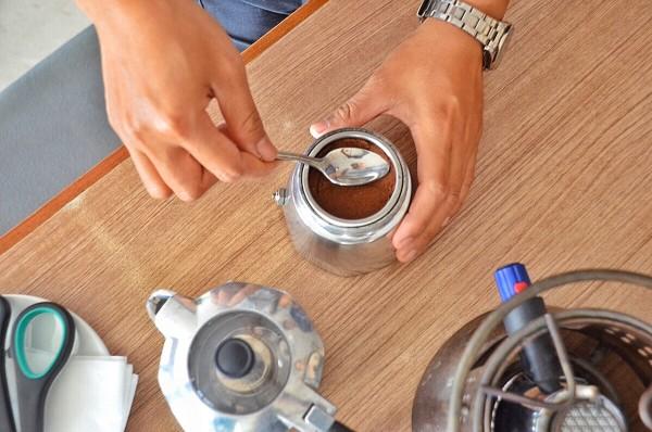 Kopi Luwak Brewing Process