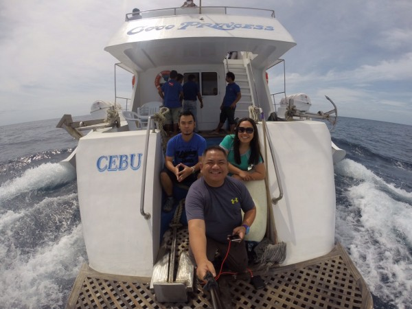 Juan for Fun Backpacker Challenge 2015 Pinoy Travel Bloggers en route to Siquijor