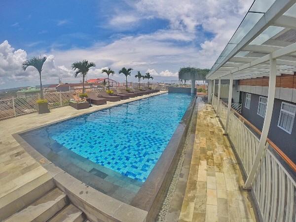 Prime Biz Hotel Sky Pool