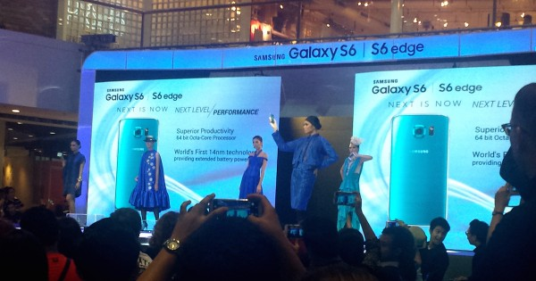 Samsung Galaxy S6- and S6 Edge-inspired masterpieces of  FDCP talents