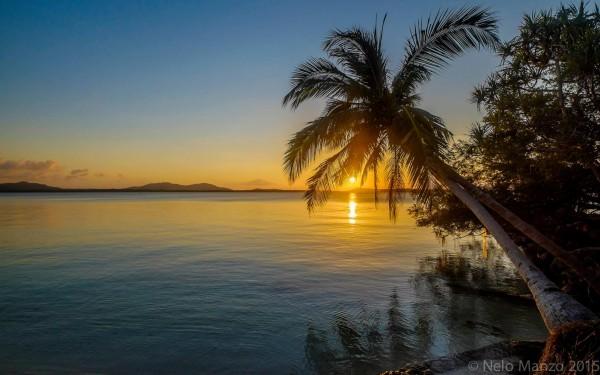 Sunset in Balabac Palawan by Nelo Marasigan-Manzo