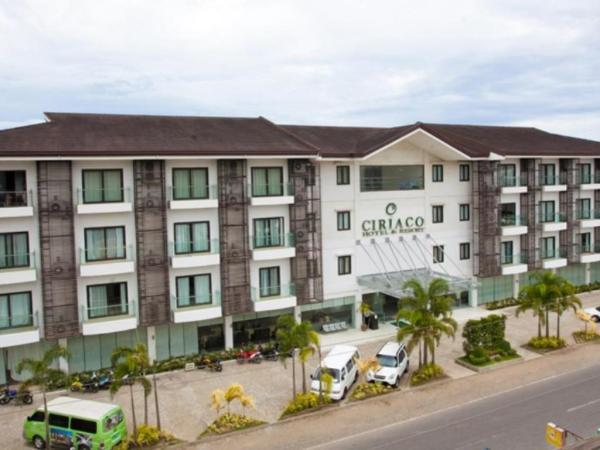 Ciriaco Hotel in Calbayog City