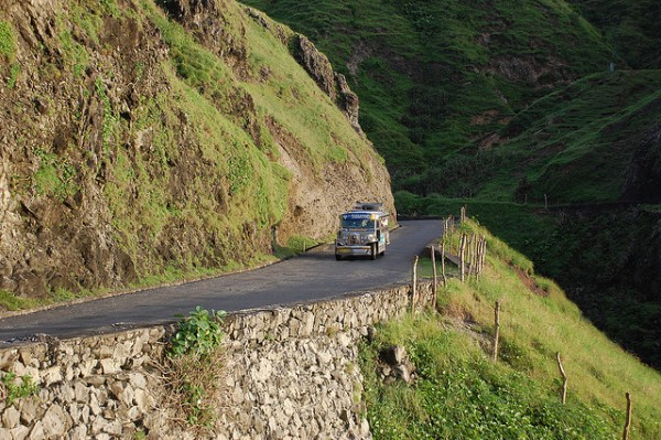 Exploring Batan Island by Jeep