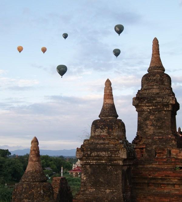 Adventures of Myanmar