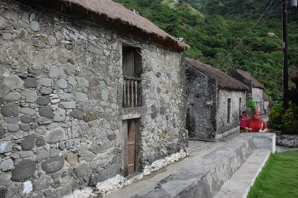 Old Houses in Chavayan Sabtang Island