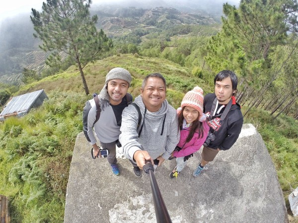 Pinoy Travel Bloggers in Buguias Benguet