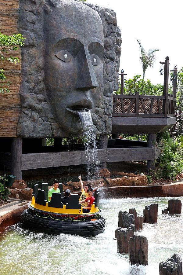 Rainforest – The Rapids