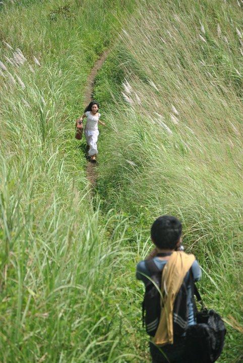 Running in Batulao Trails
