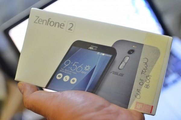 Zenfone 2 - your next travel gadget